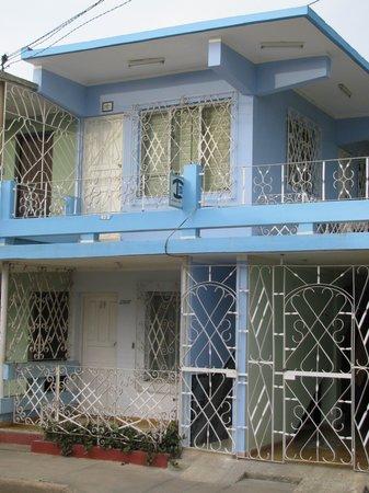 Accommodation Vista al Parque : Casa d'Idolka