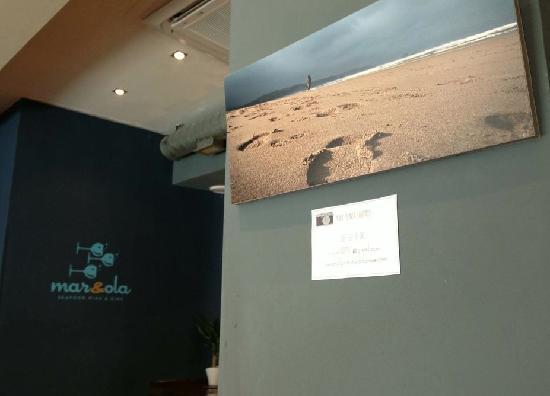 Mar&Ola: Exposición
