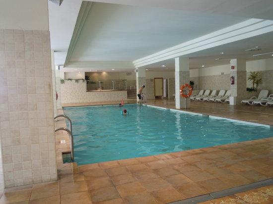 Myramar Fuengirola Hotel: piscina climatizada