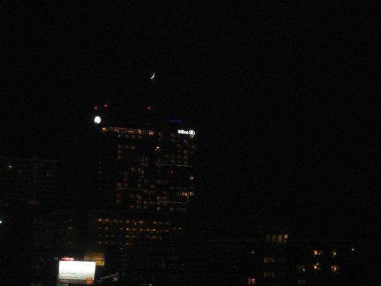 Pattaya Loft Hotel: View from Room