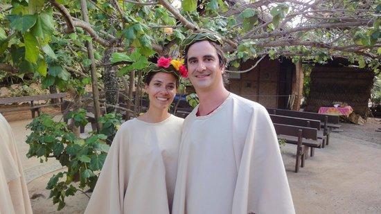 Polynesian Cultural Center: Ceremonia de matrimonio en Taihti