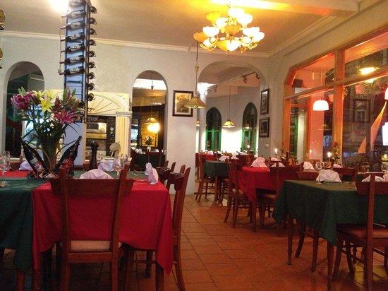 Delta Restaurant: Delta