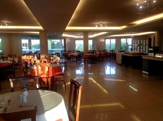 Chrispy World : Restaurant , très très propre