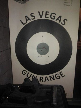 Las Vegas Gun Range & Firearm Center