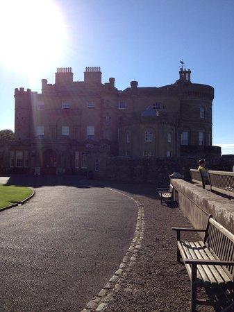Culzean Castle: Beautiful day and beautiful garden