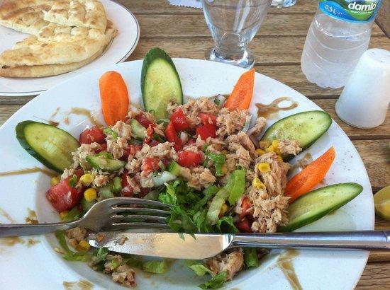 Denny's: Nice Tuna Salad