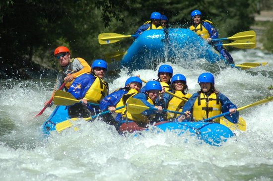 White Water Rafting Fun Highside Adventure Tours