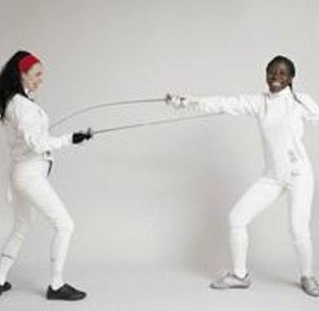 London Fencing Club: Fencing foil