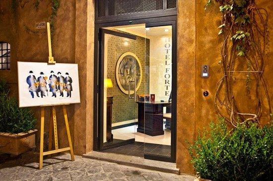 Hotel Forte: Studio Via Margutta