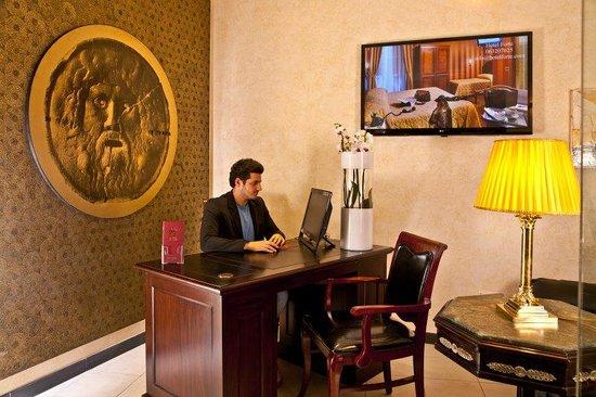 Hotel Forte: Stufio Via Margutta