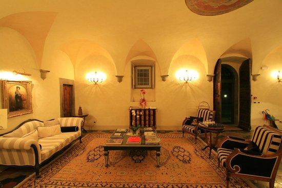 Villa di Piazzano : Lobby