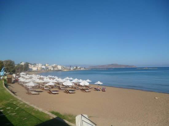 SENSIMAR KALLISTON Resort & Spa by ATLANTICA: beach!!