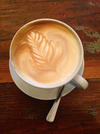 KRONE, kitchen & coffee : Lecker Milchkaffee