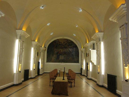 Hotel San Francesco al Monte: historische Räume