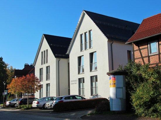 Hotel Goldener Hirsch: Gästehaus vis-à-vis