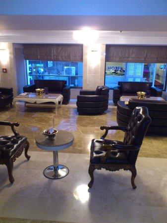 Amethyst Hotel Istanbul: LOBBY