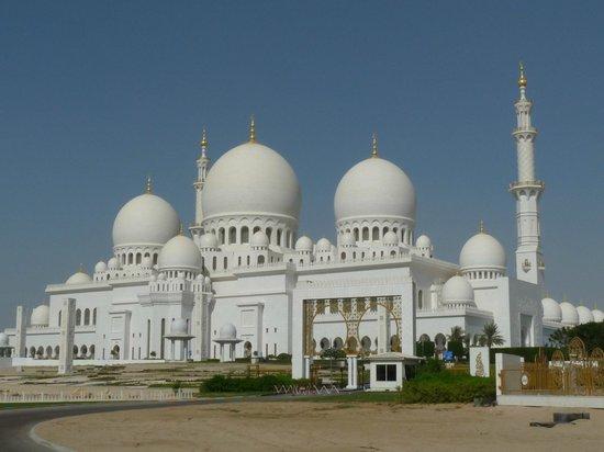 جامع الشيخ زايد الكبير: la mosquée la plus marbrée au monde ....