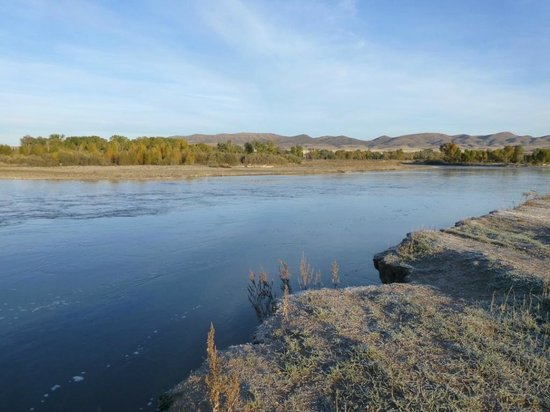 Missouri Headwaters State Park: The first waters of the Missouri headed northeast