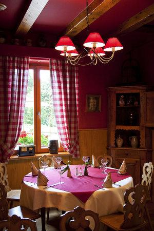 Hostellerie du Rosenmeer : Restaurant Winstub