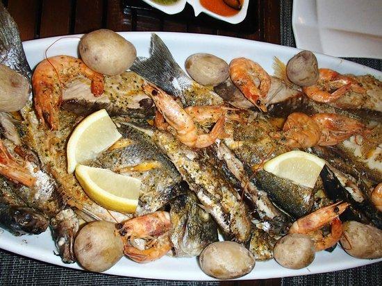 las piratas: Ocean Feast a must have dish
