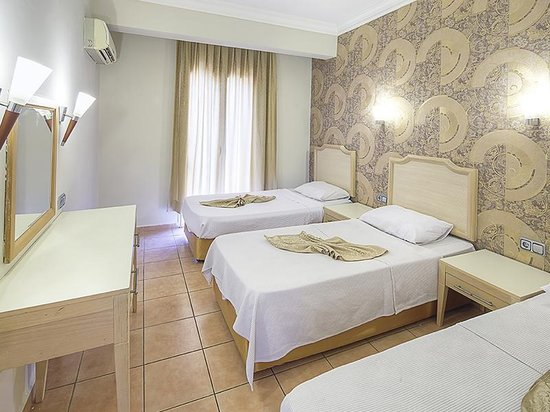 Alenz Suite Hotel: two bedroom sngl room