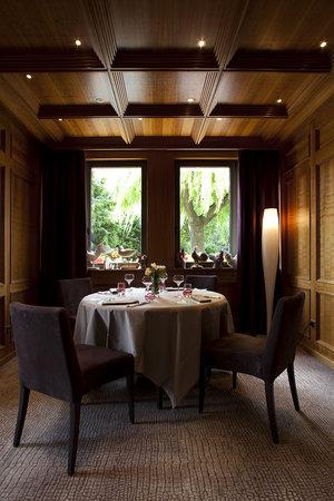 Hostellerie du Rosenmeer : Le Restaurant gastronomique
