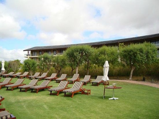 Arabella Hotel & Spa: view from pool