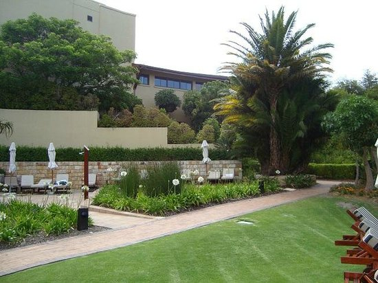 Arabella Hotel & Spa: view from spa