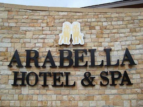 Arabella Hotel & Spa: main entrance