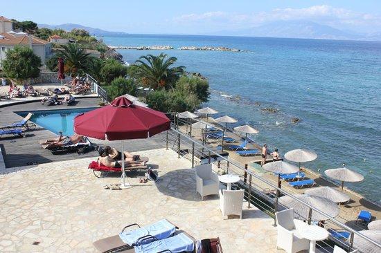 Tsamis Zante: Pool area