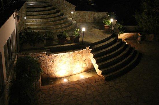 Tsamis Zante : At night
