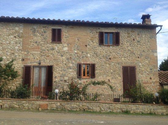 Agriturismo Antico Casolare: Farmhouse exterior