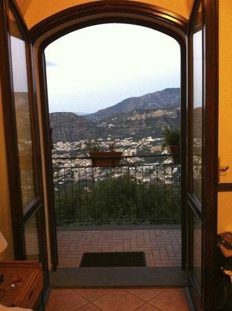 Villa Monica B&B: View from room