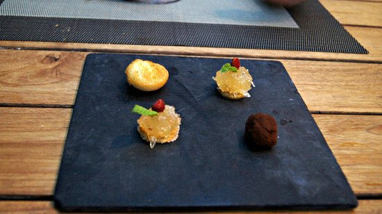 FREU Restaurant: most delicious Masterpieces from chef