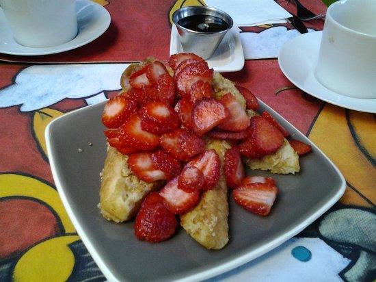 La Maison de Baviere : petit déjeuners
