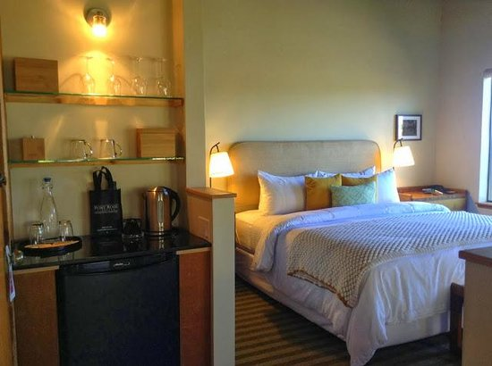 Sea Ranch Lodge: Gorgeous  Room