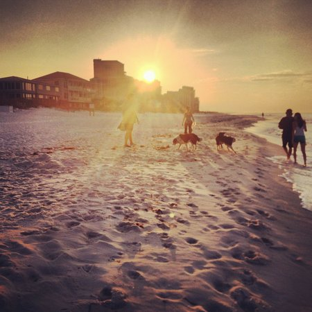 Mainsail Resort: Sunrise Miramar Beach