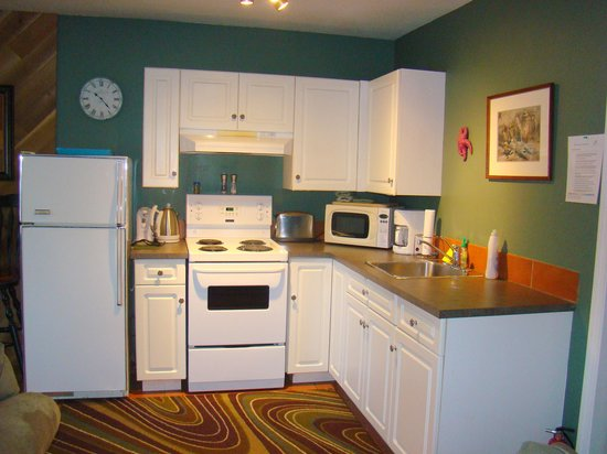 Anchors Inn: Fully equipped kitchen!