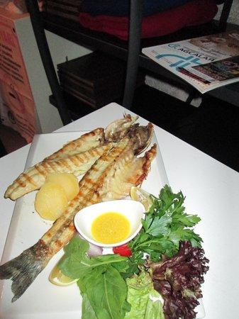 Liman Restaurant Lounge Club: Amazing Fish