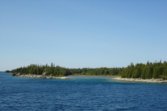 Blue Heron Cruises: around the islands