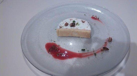 Restaurant 27 : デザートのアイス