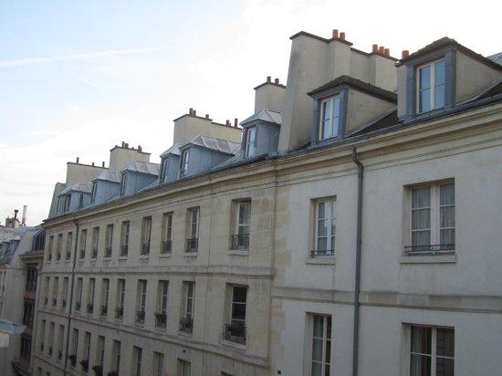 Hotel Saint-Roch : vista stanza 52