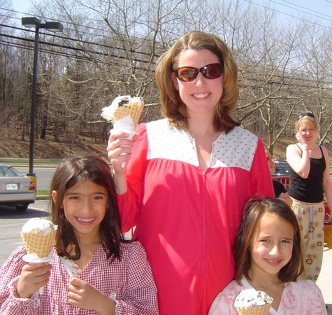 Bruster's Real Ice Cream: PJ  Saturday