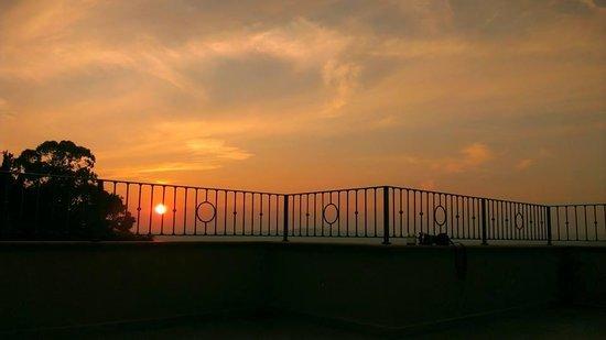 Agriturismo La Cianella: tramonto