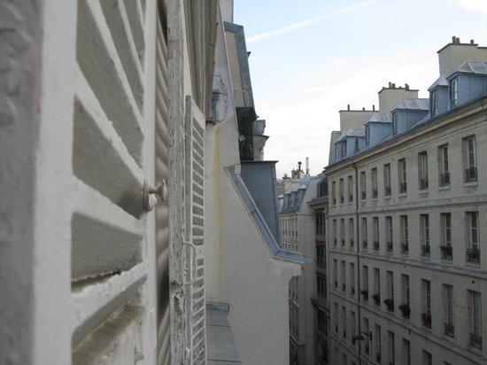 Hotel Saint-Roch : vista