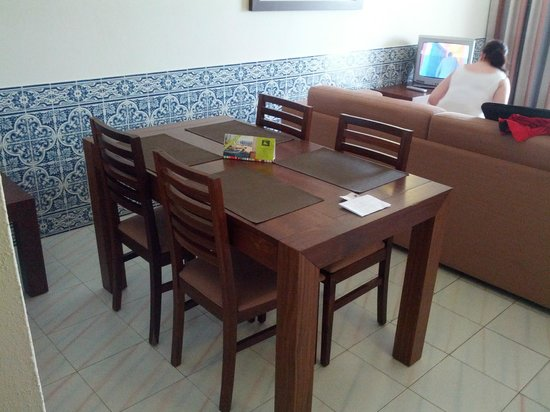 Cerro Mar Atlantico Touristic Apartments: Dining area