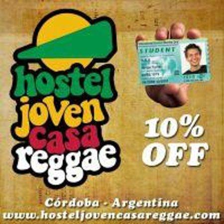 Hostel Joven Casa Reggae : presentacion