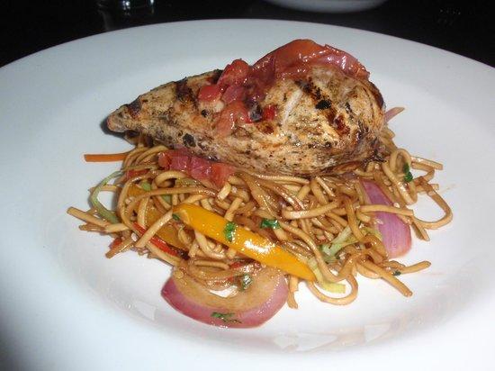 PANAM Restaurant And Bar: Asian Chicken