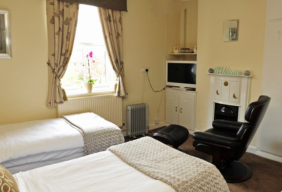 The Angel Inn: Ensuite rooms (free wi-fi)