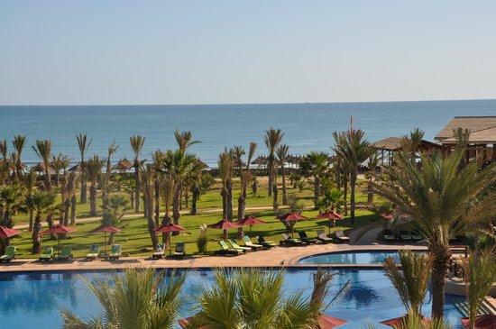 Hasdrubal Thalassa & Spa Djerba: Jardins et Vue Mer